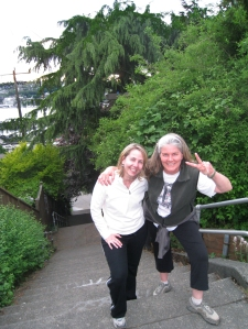846 Steps - Breathless in Seattle 05/22/08