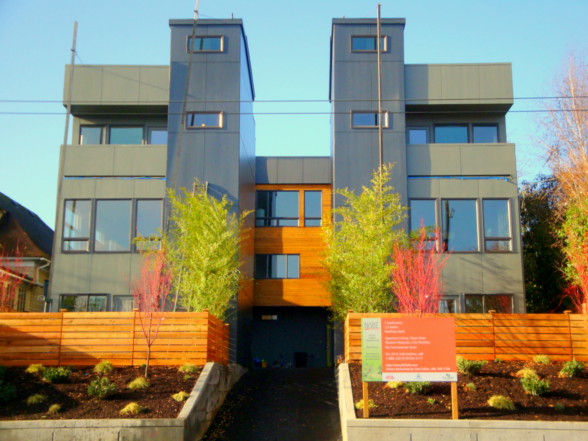 Nobe North Beacon Hill S New Community Of Modern Dwell